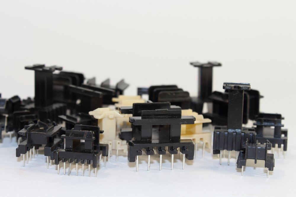Transformers for a switching power supply. - Image( Mykhailo Motov)s