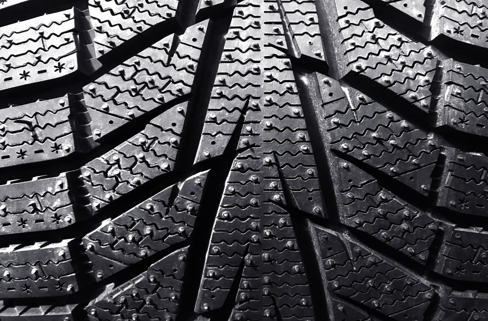 Tyre tread texture background - Image(Varavin88)s