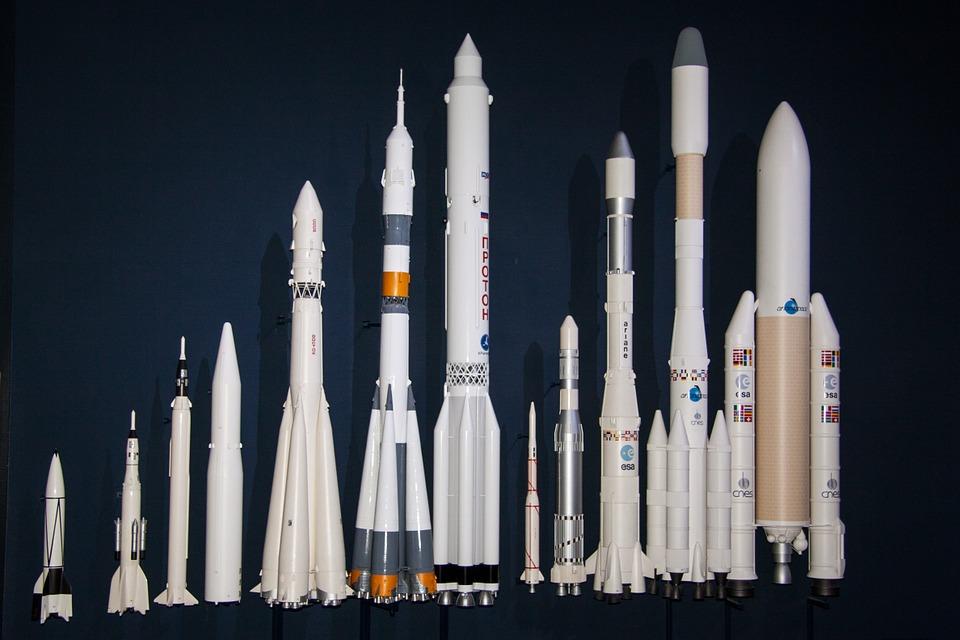 evoulution of rocket