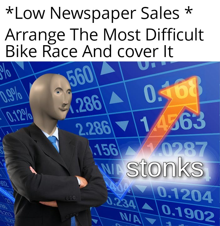 low newspaper sales
