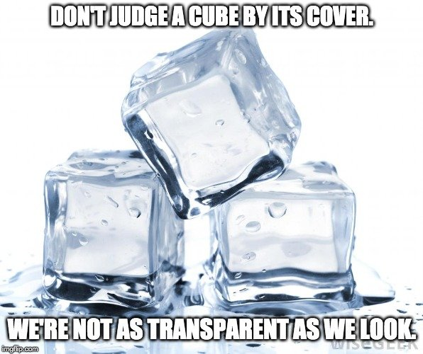 , Why Do Ice Cubes Crack When You Pour Water On Them?, Science ABC, Science ABC
