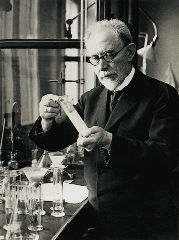Danish Chemist Soren Peter Lauritz