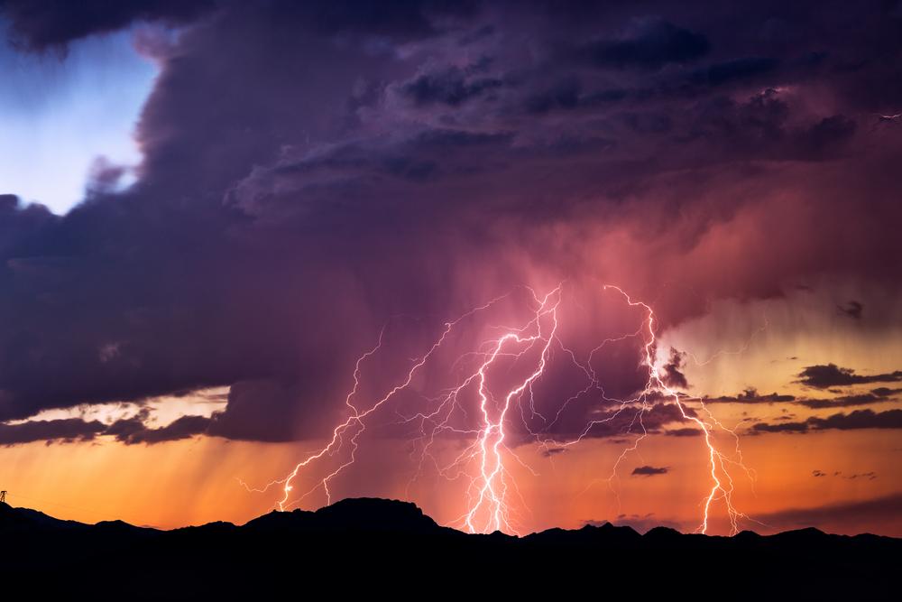 Lightning - Image( John D Sirlin)s