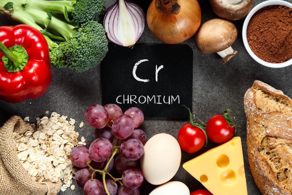 Natural sources of chromium - Image( Evan Lorne)s