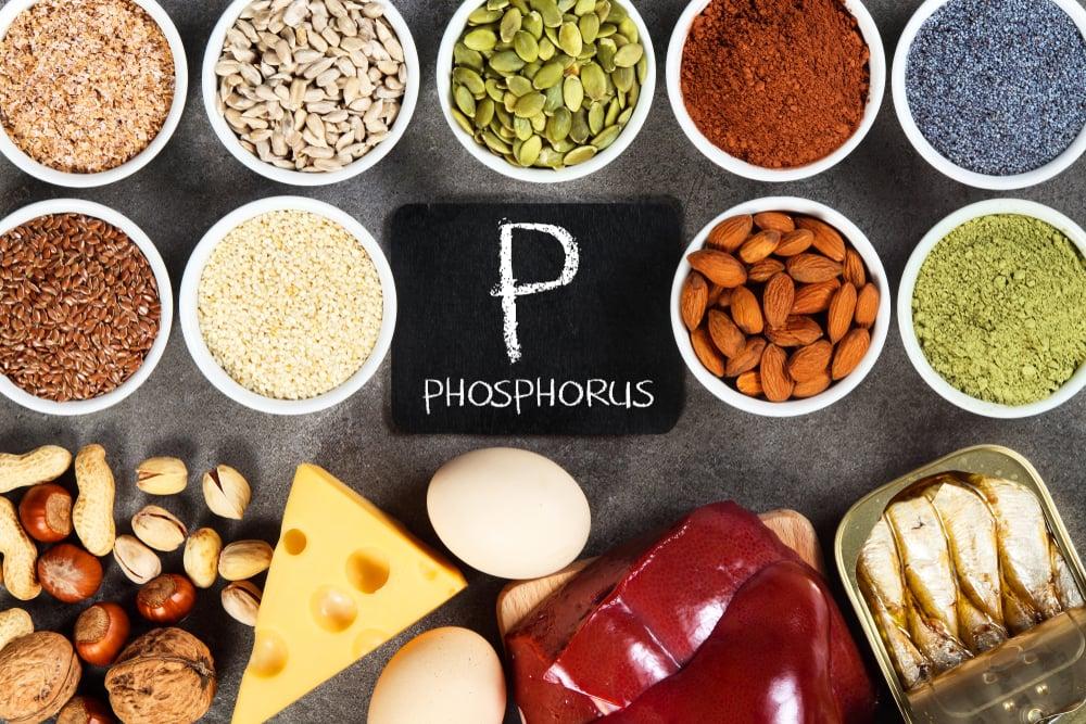 Organic phosphorus sources. Foods highest in phosphorus. - Image( Evan Lorne)S