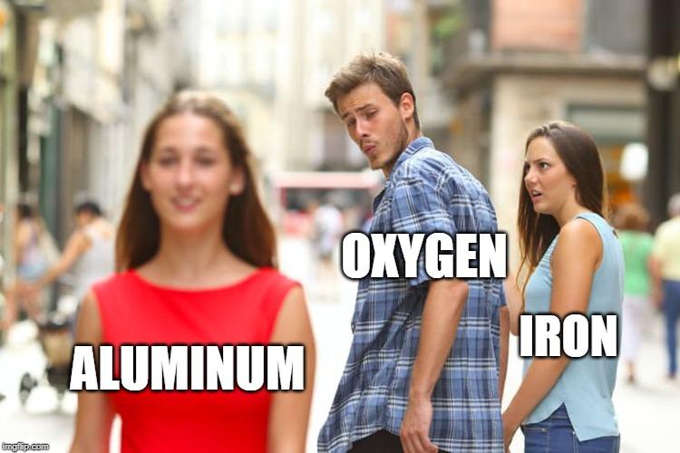 aluminum meme