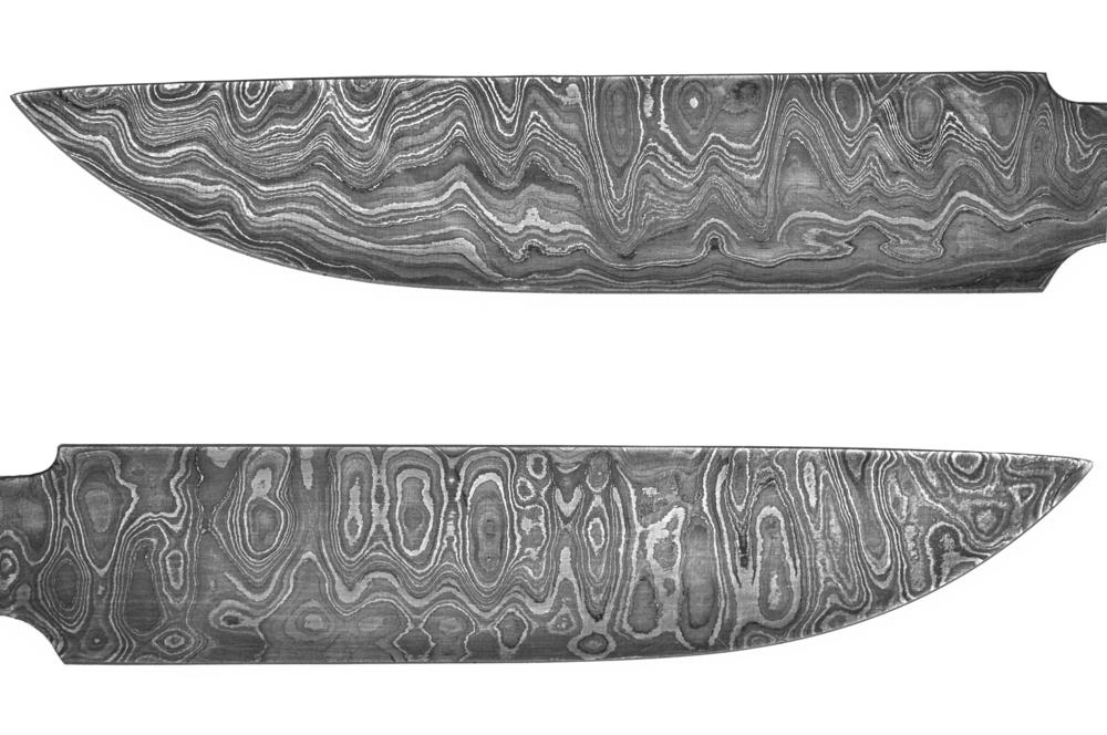 damascus blade - Image( Dmytro Amanzholov)s