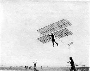 hang glider 1920