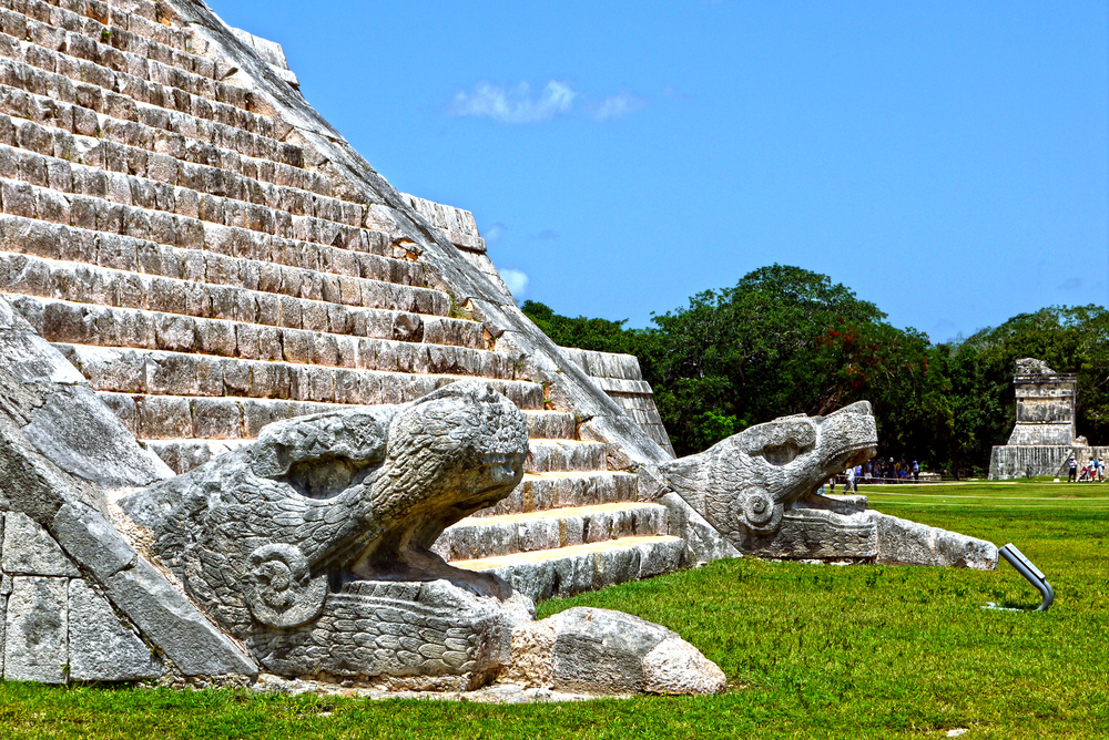 Chichen Itza. MEXICO. - Image(xabi_kls)S