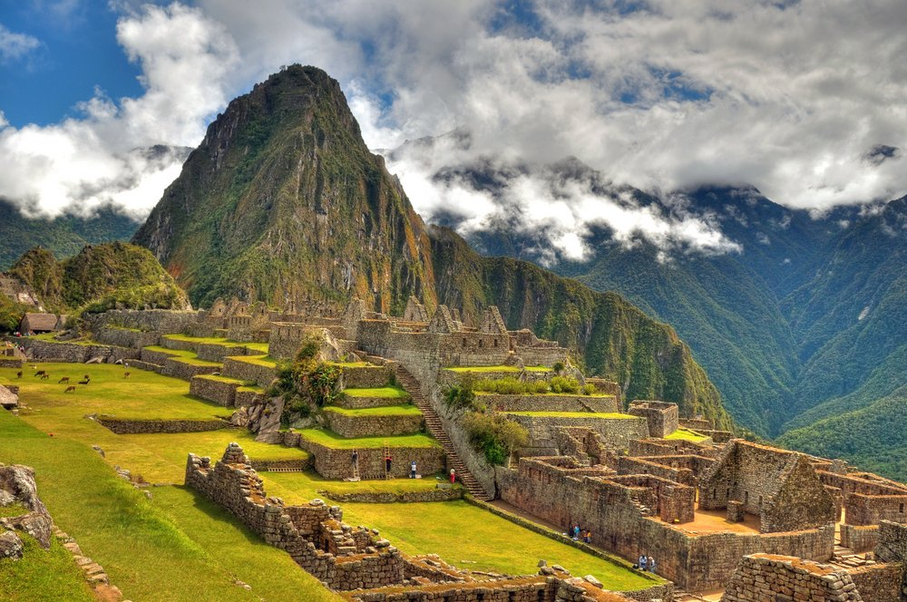 Gorgeous MAchu Picchu one of the modern seven wonders of the world - Image( Arvind Balaraman)s