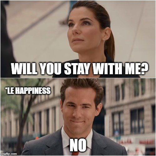 happiness temporary proposal hedonic adaptation treadmill meme