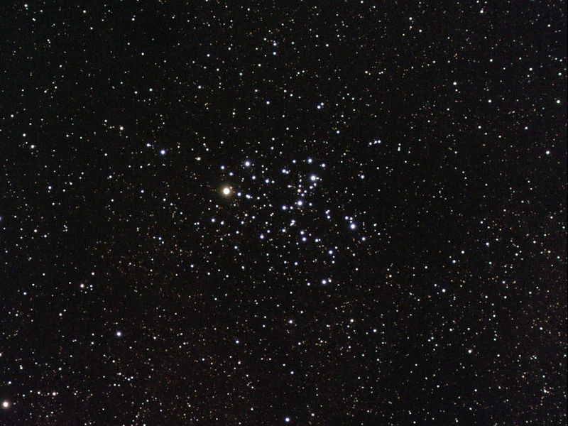 M6 open cluster (NGC 6405)