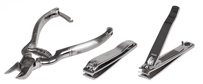 Nail-clippers-variety