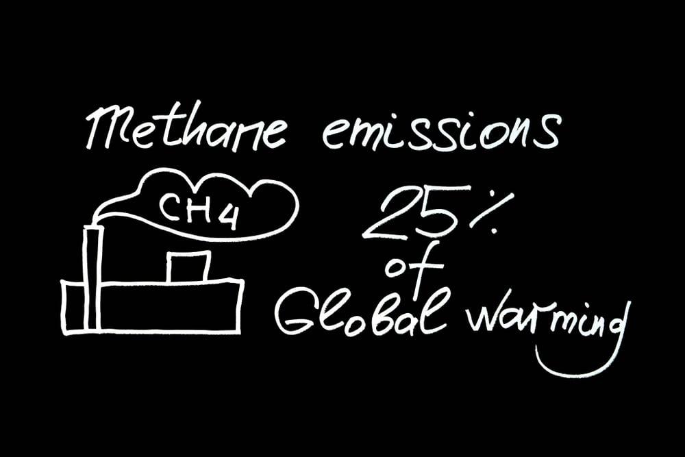 Methane emissions and global warming(Botyev Volodymyr)s