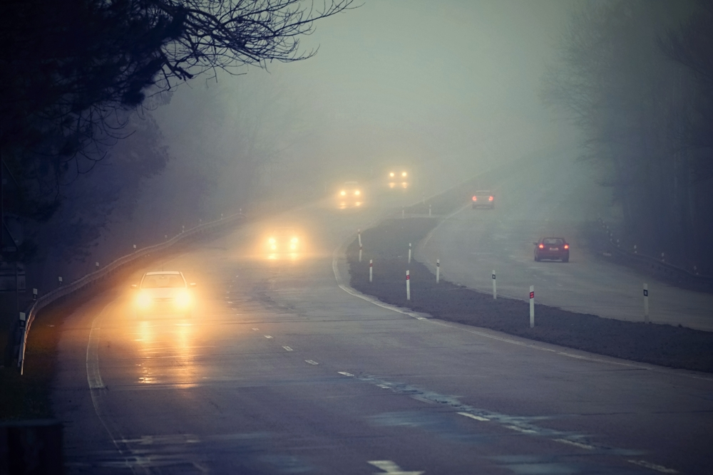 Cars in the fog(Montypeter)S