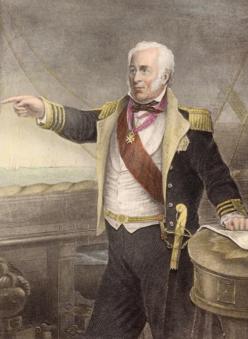 John Napier (1786-1860)( Georgios Kollidas)s