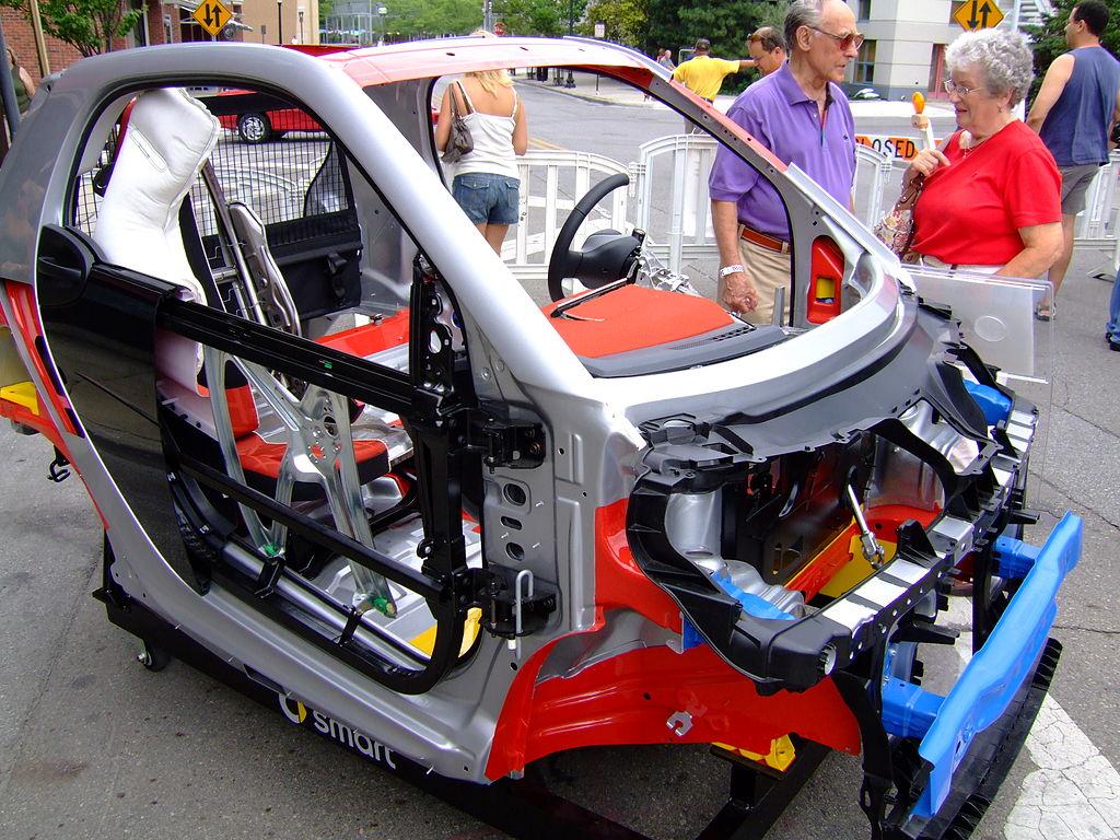 Smart Car Structure