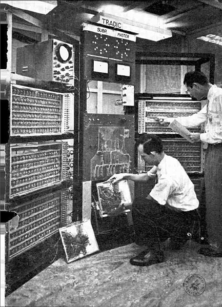 TRADIC computer