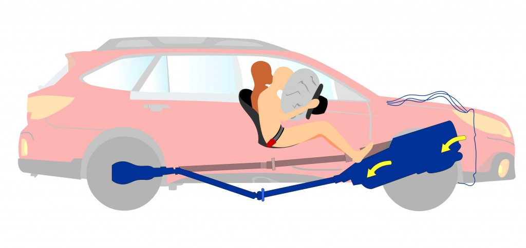 how car airbag works