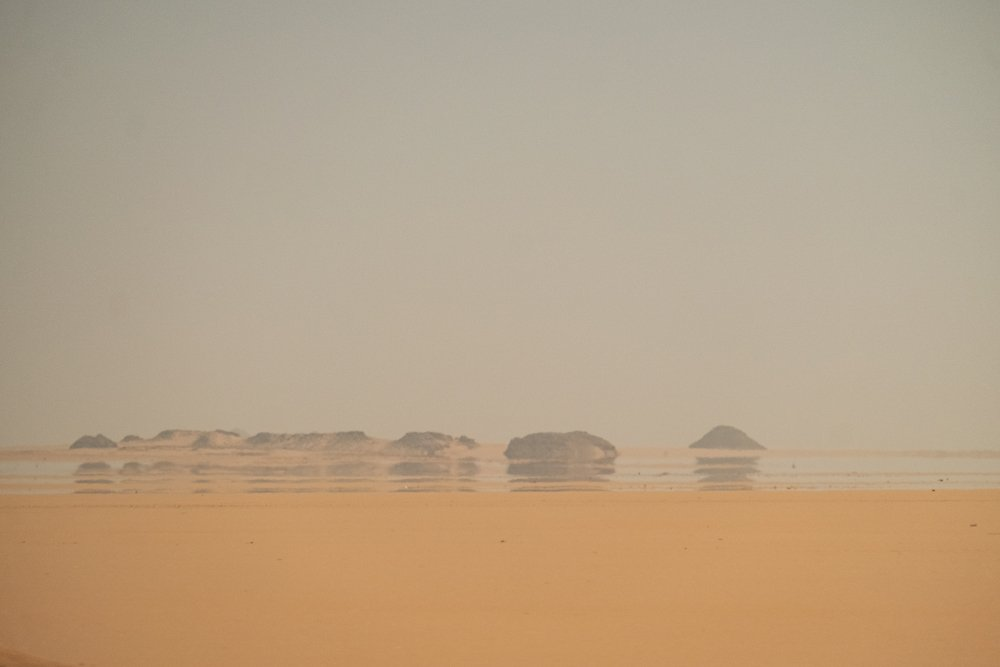 dry sahara desert arab in summer landscape(5213P)s