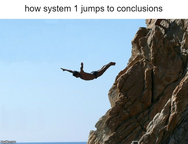 jump into conclusions mind meme