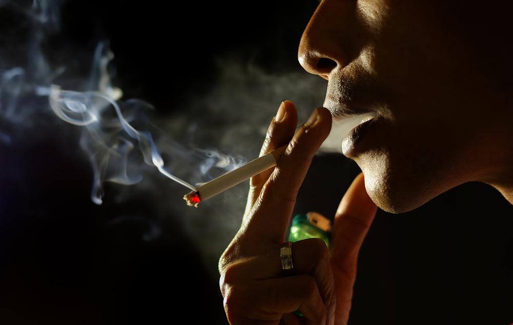 man smoking cigarette(nasruleffendy)s