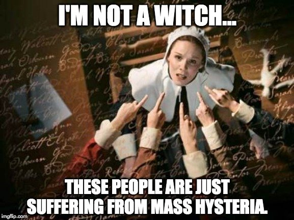 i'm not a witch meme