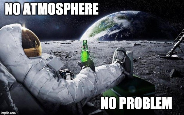 not atmosphere meme