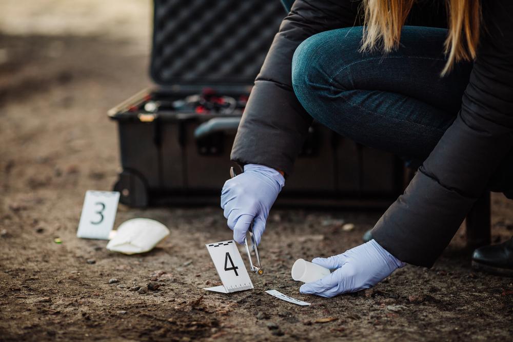 Crime scene investigation(PRESSLAB)s