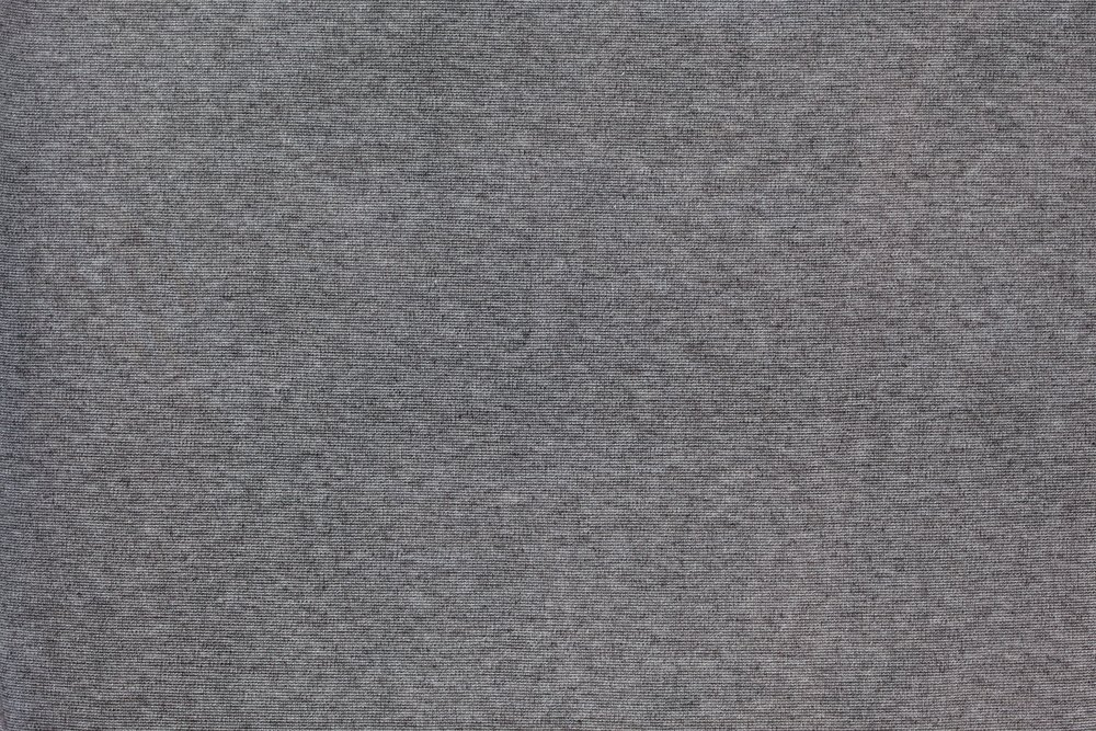 Detailed macro of gray cotton modal fabric texture(iconogenic)s
