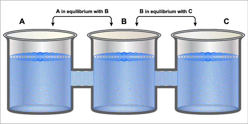 Zeroth Law of Thermodynamics(Fouad A. Saad)s