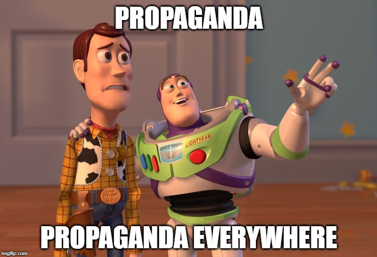 propaganda mass media influence meme