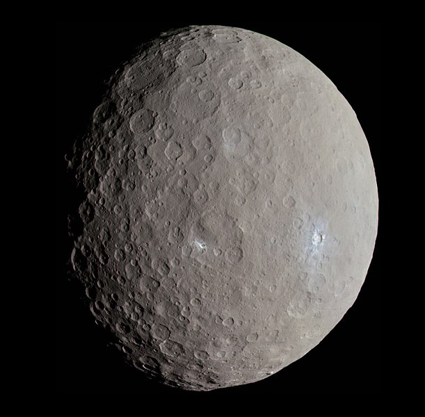 The asteroid Ceres