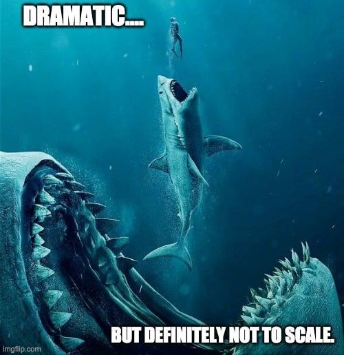 Dramatic meme