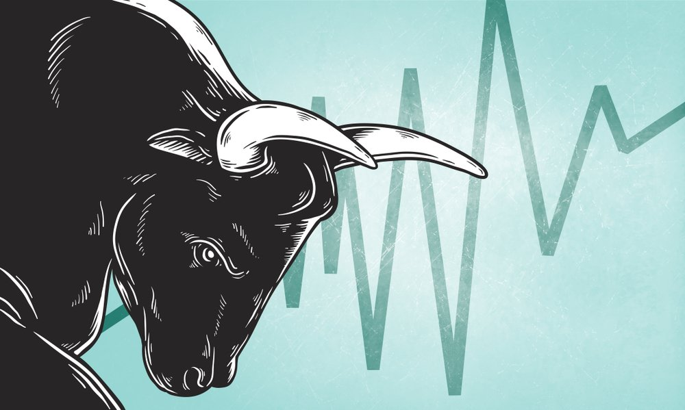 Bull Market Artwork Icon