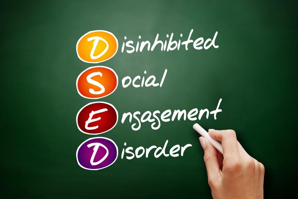 Disinhibited Social Engagement Disorder acronym(dizain)s
