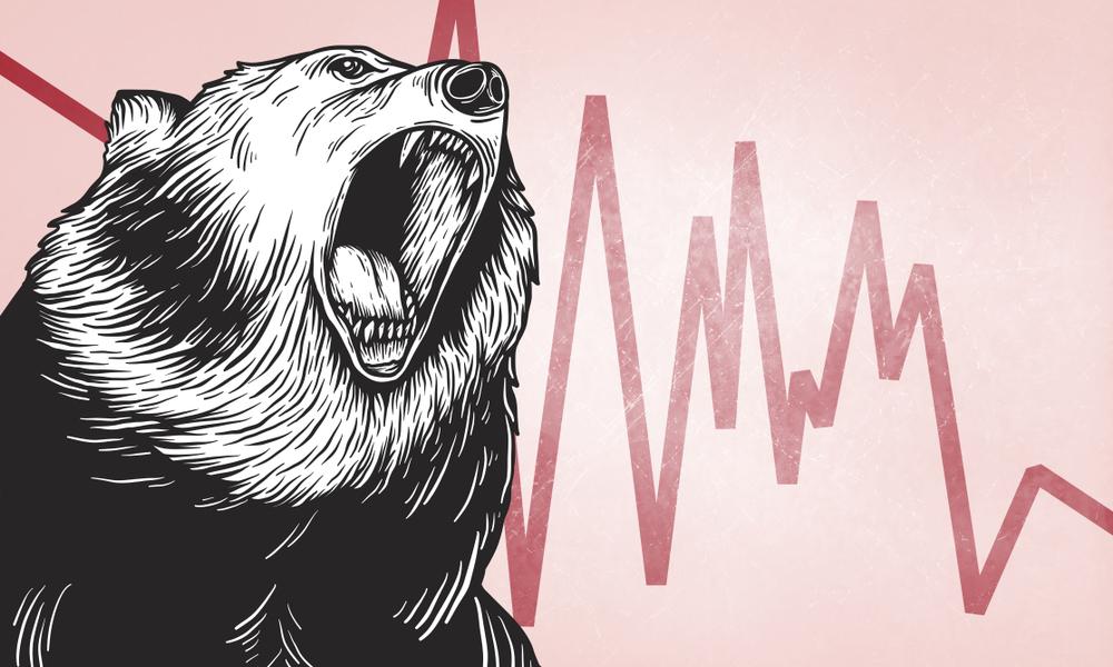 Illustration of roaring bear(Rawpixel.com)s