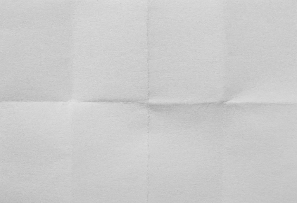 White sheet of paper folded texture(komkrit Preechachanwate)S