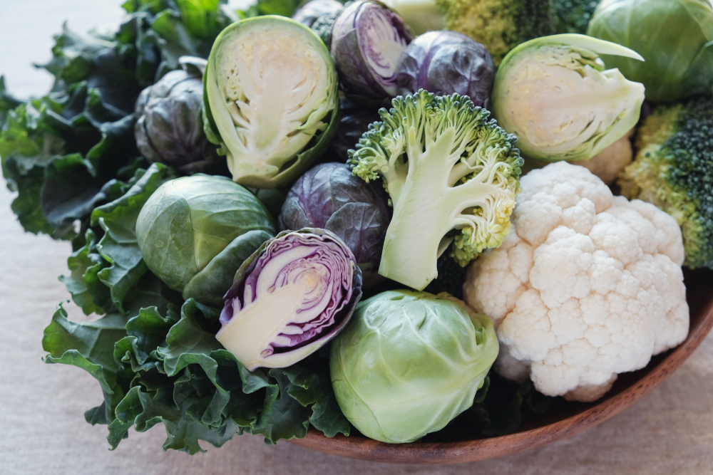 cruciferous vegetables(SewCream)s
