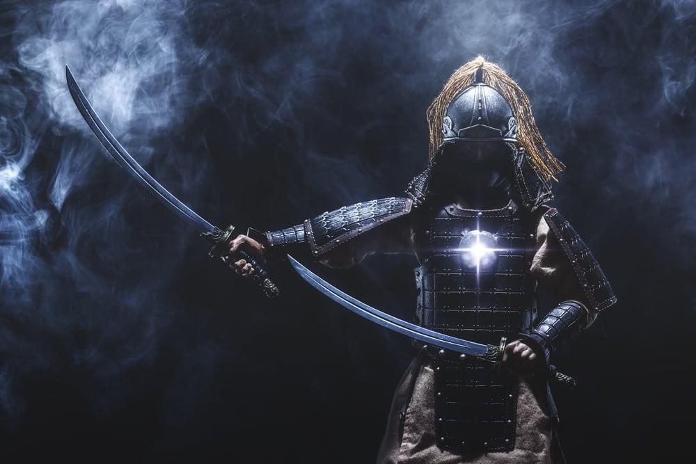 samurai warrior(BrunoGarridoMacias)S