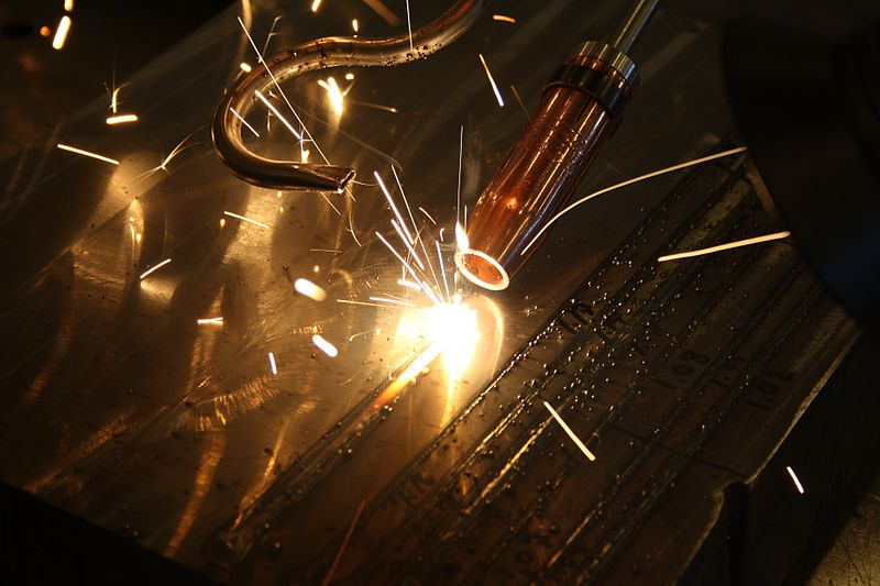 High-power laser welding