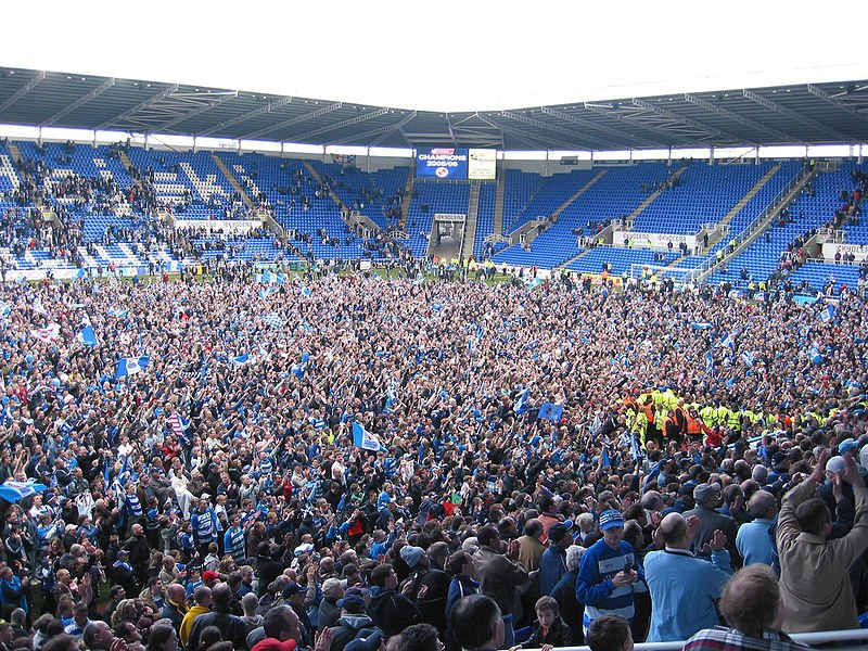 Reading win the Championship