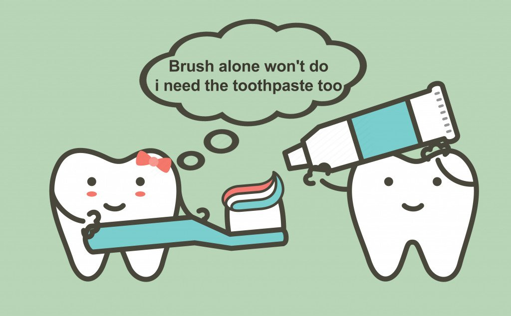 healthy couples tooth are brushing teeth, girl is holding toothbrush and boy squeezing toothpaste(wissanustock)s1