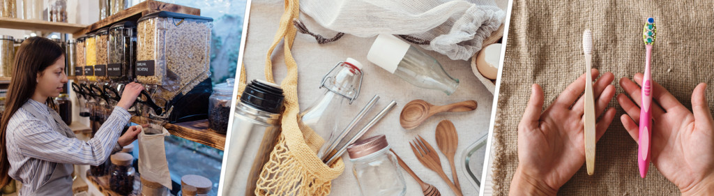These are some of the simplest ways we can start adopting a zero-waste lifestyle, and yes, it really is that simple