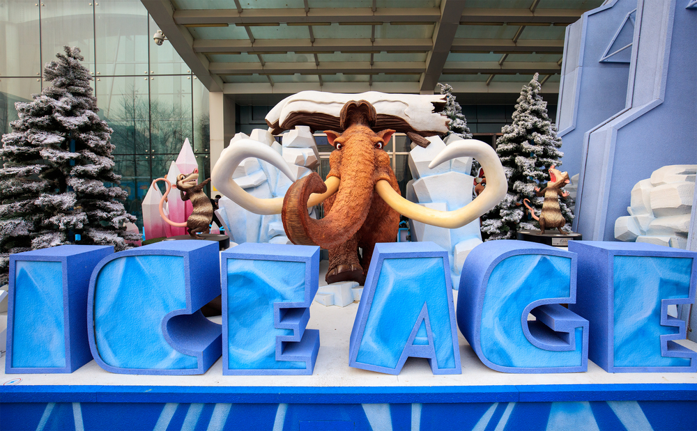 Ice Age Collision Course(testing)s