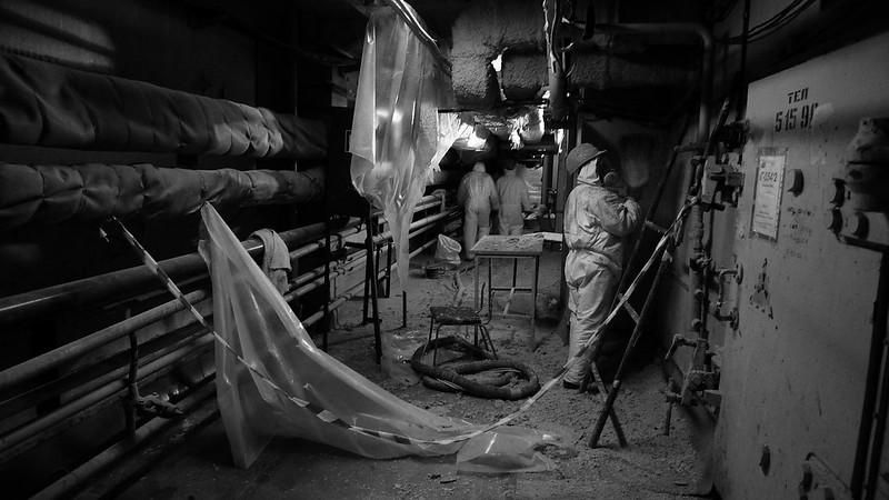 Inside Chernobyl's Reactor Four