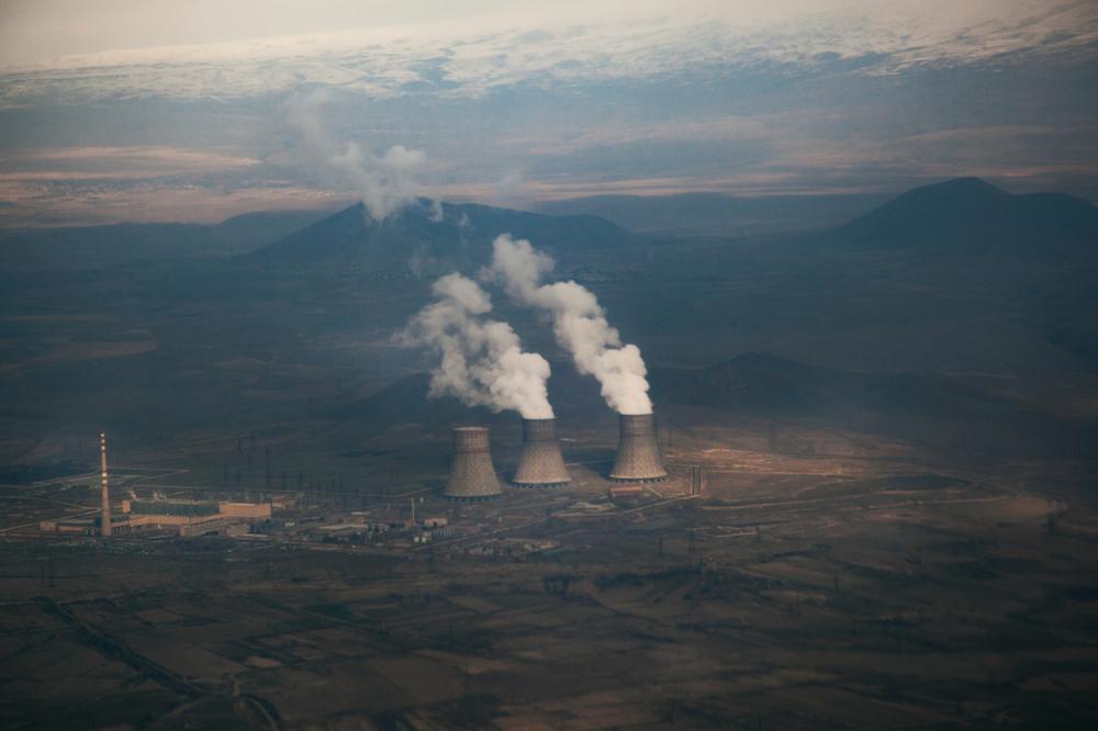 Nuclear power Energy concept(Tiko Aramyan)s