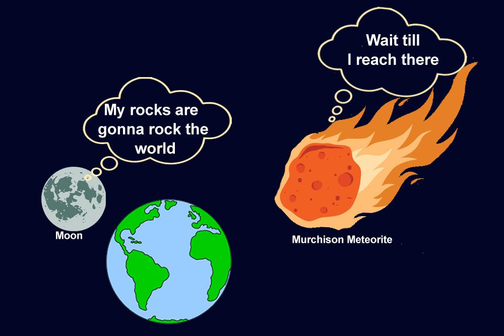 Meteorites meme