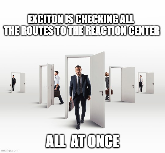 all at once meme