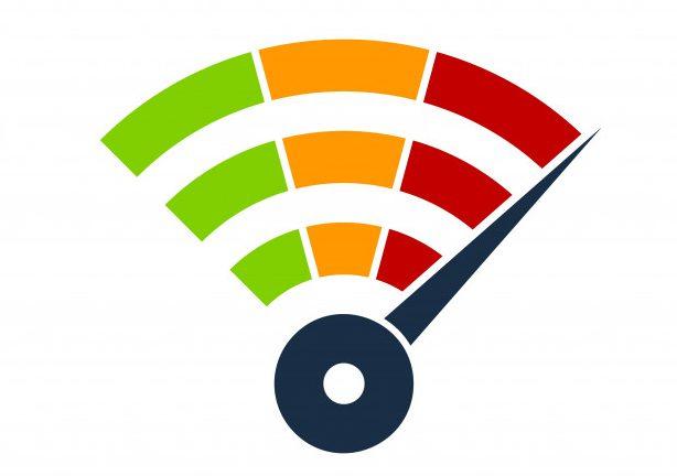 Fast Wifi Logo Design Element(Nizwa Design)s